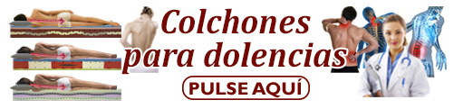 Colchones viscoelasticos alta gama medicales ecol gicos index - Colchones para dolor de espalda ...